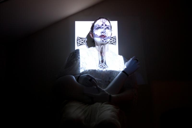 Female model photo shoot of Anna The Irish Fairy