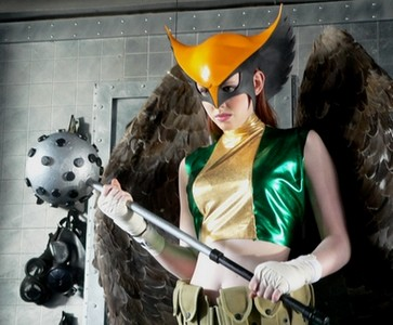May 23, 2012 2012 DCProductions Hawkgirl Cosplay