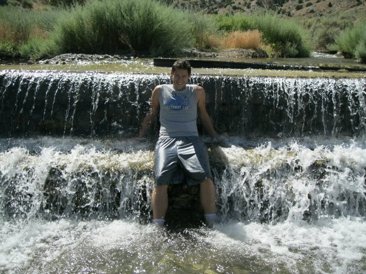 Male model photo shoot of Cole Ciceu in smith creek