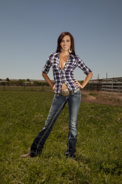 Christina Anna Johnson Model Los Lunas New Mexico Us