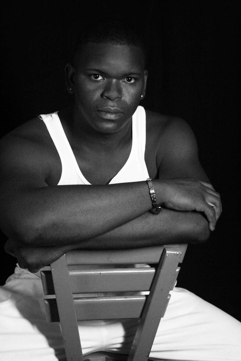 Male model photo shoot of Elesvan in Bonaire, netherlands antilleans
