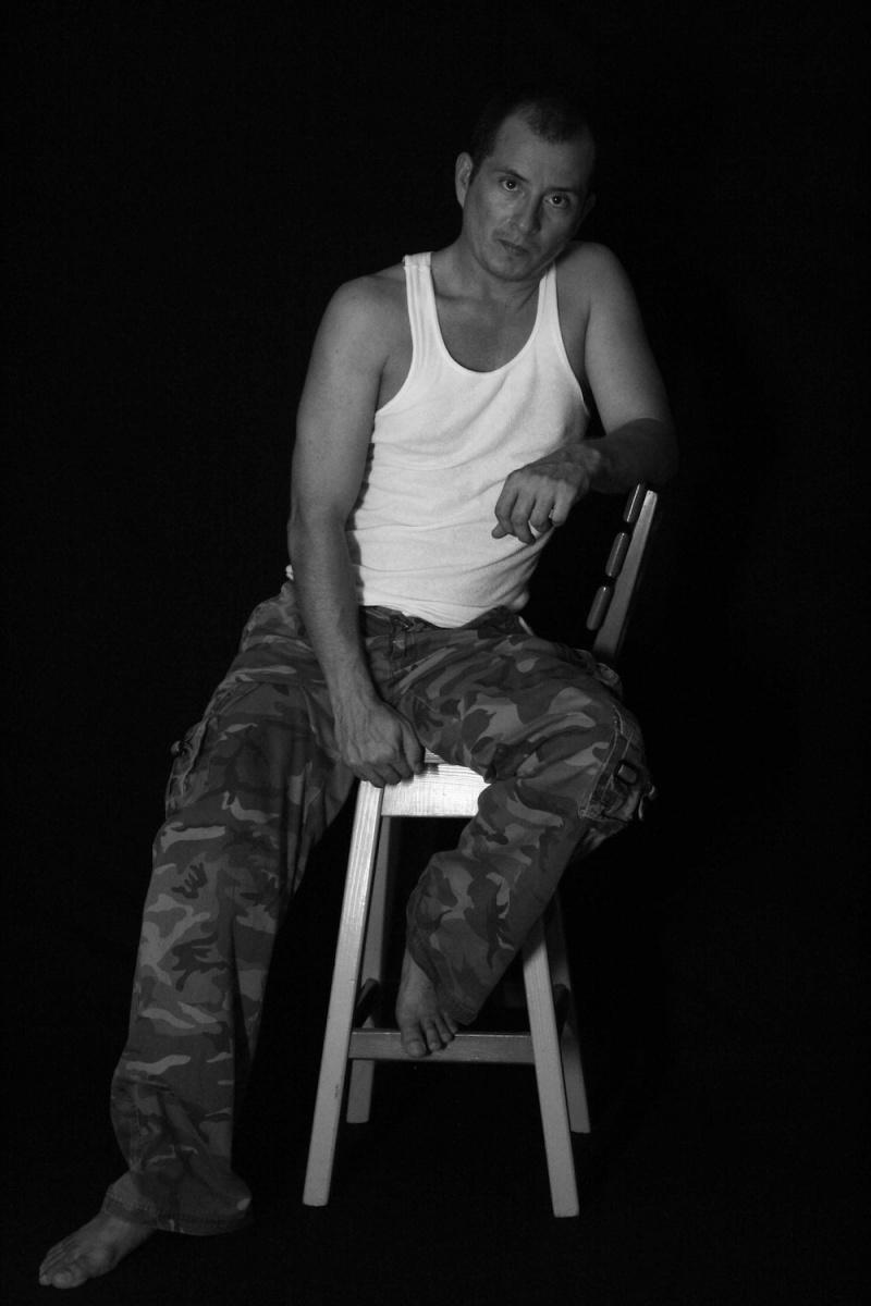 Male model photo shoot of Elesvan in Bonaire, Netherlans Antilleans