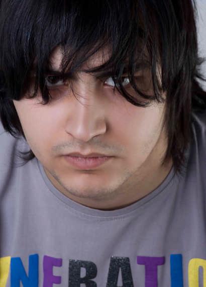 Male model photo shoot of Marckes