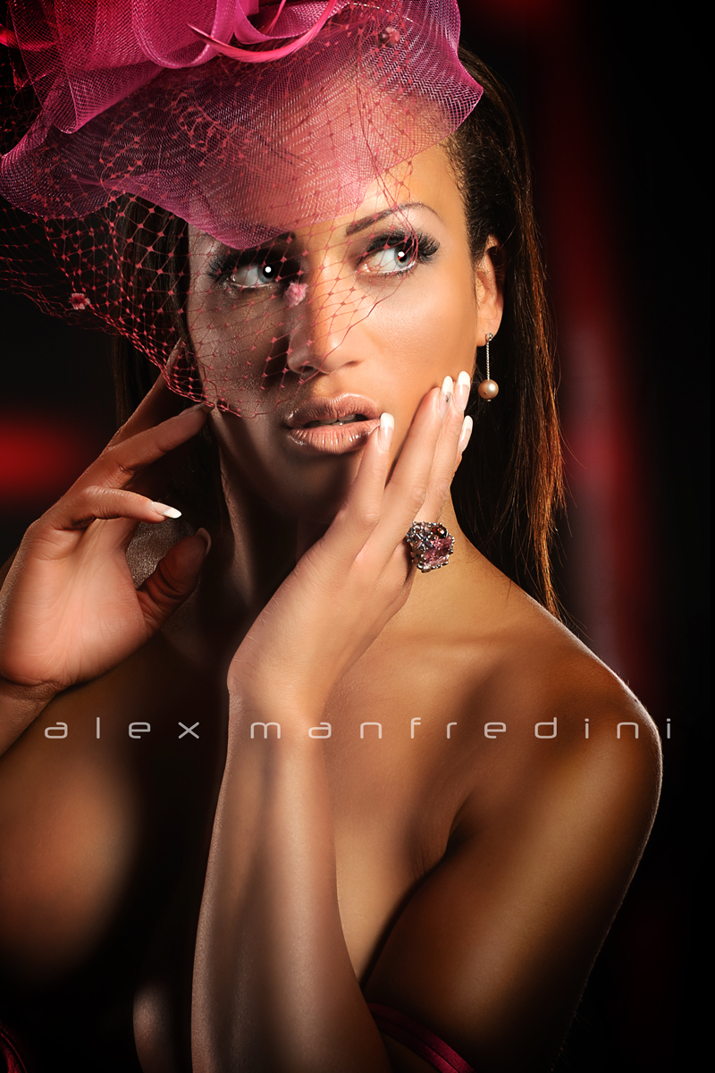 Miami May 27, 2012 Alex Manfredini Burlesque Style
