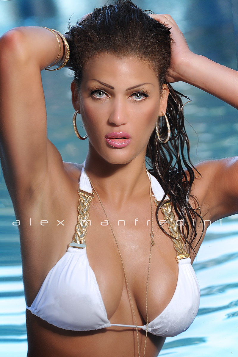 Miami May 27, 2012 Alex Manfredini Beauty Shots