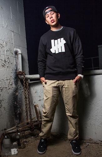 Male model photo shoot of Daniel Munoz