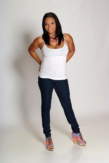 Female model photo shoot of T-GIA