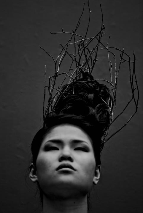 Female model photo shoot of Ambrosia Carey in PDX