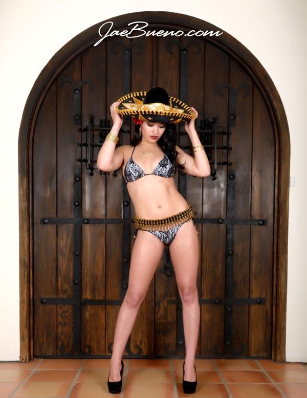 Pasadena, California May 30, 2012 Jae & Stephanie Bueno 2012 ~ Skimpy Swimwear Photo Shoot