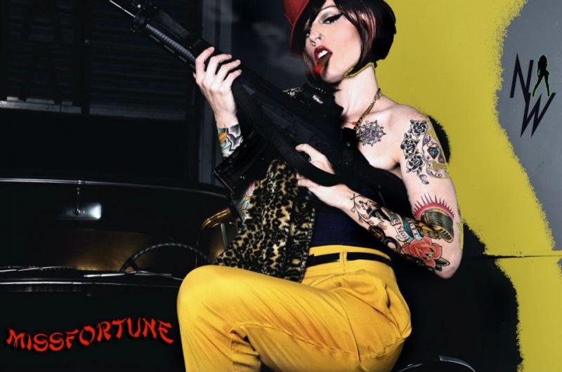 Female model photo shoot of Ms Fortune in Miami, FL