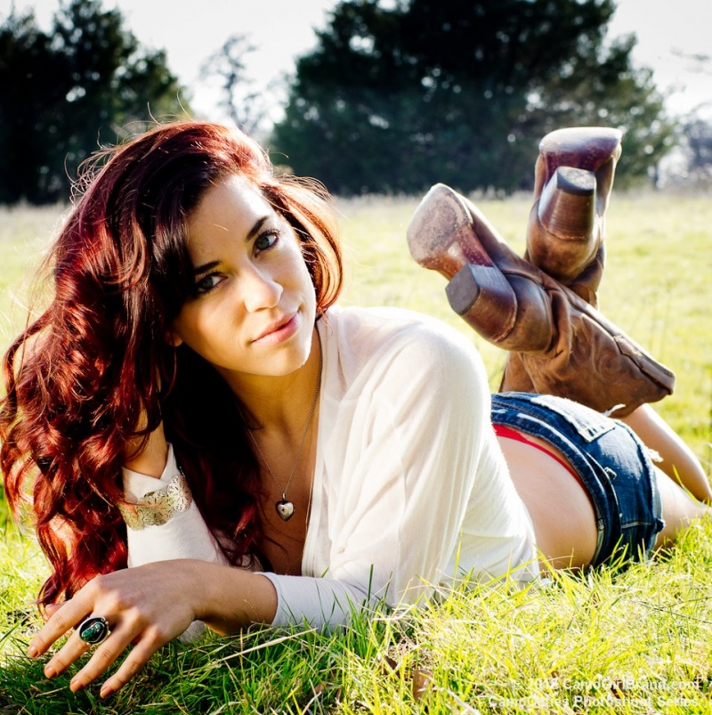 Female model photo shoot of Ramblin Gal by CamoGirl
