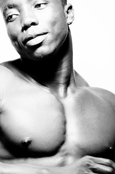 Male model photo shoot of M doumbia