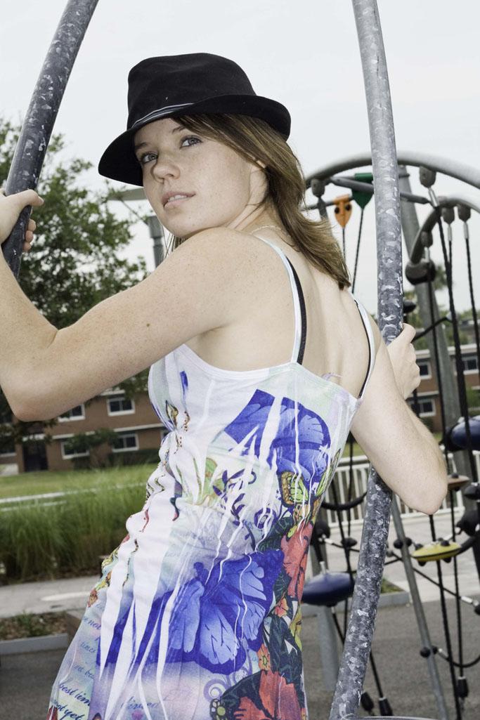 Female model photo shoot of Amber Flick