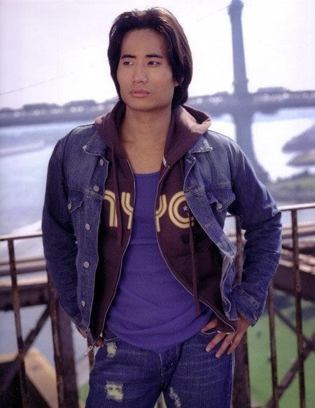 Male model photo shoot of Jason Pham in NYC