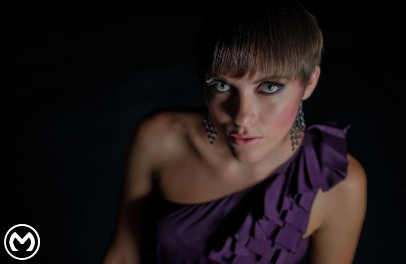 Female model photo shoot of Tiinia Auler MUAH in Dallas, TX