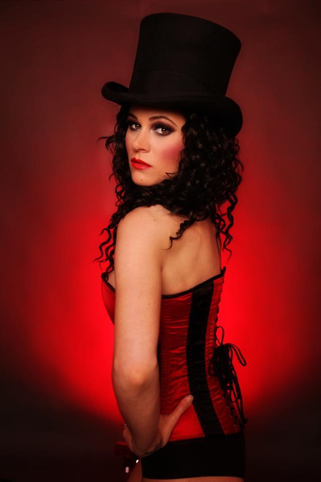Female model photo shoot of Tiinia Auler MUAH in Richardson, TX