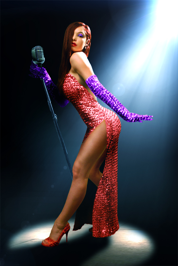 Jun 01, 2012 Made For Fame Jessica Rabbit