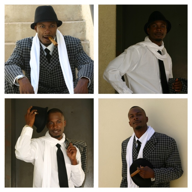 Male model photo shoot of A Stephens Film