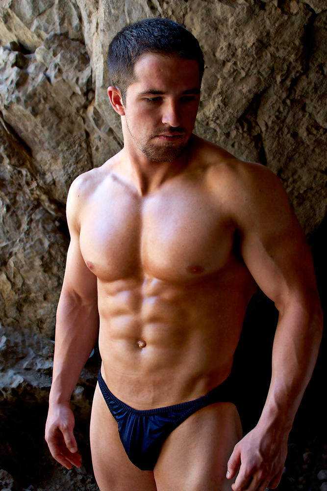 Male model photo shoot of Marshall 37 in Hollywood