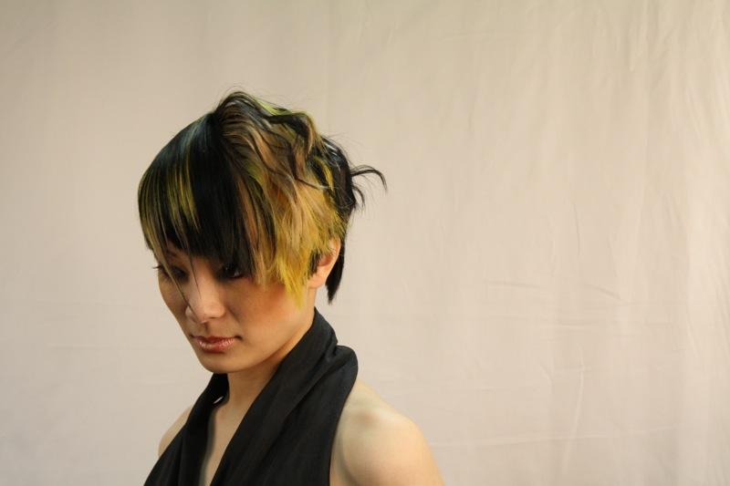 Female model photo shoot of Euling in Melbourne, Australia