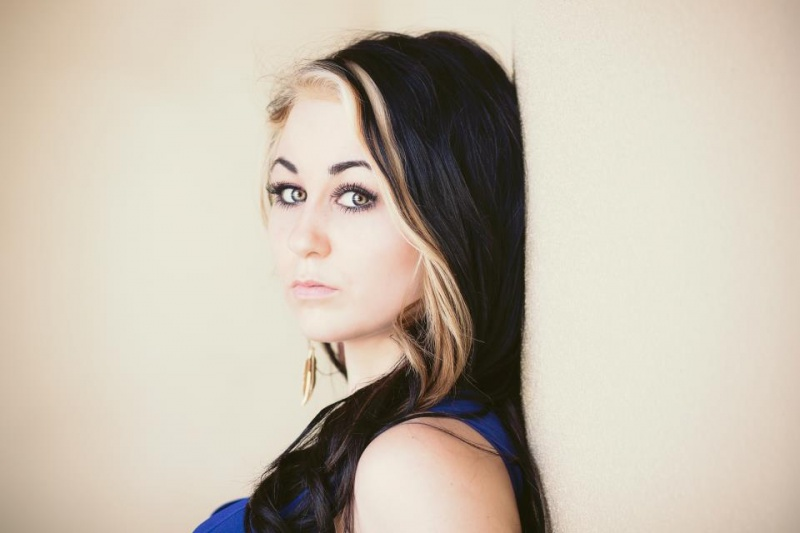 Female model photo shoot of Kelci Lauren in Ojai,CA