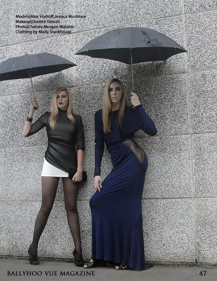 Female model photo shoot of Walsto Media, Alexandria Vorhoff and Jessica Mushtare in New Orleans, Louisiana