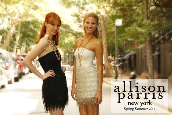 Female model photo shoot of Allison Parris in New York
