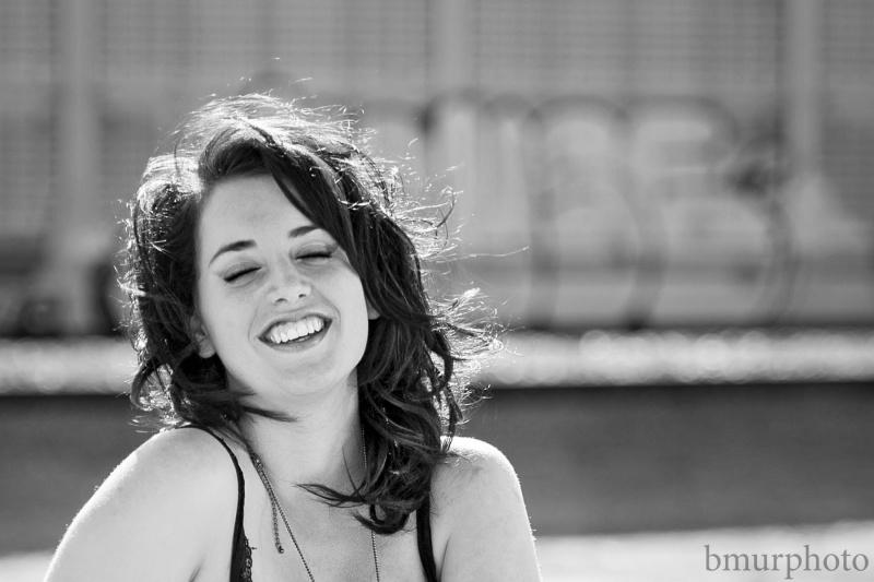 Female model photo shoot of Emily Huber by bmurphoto