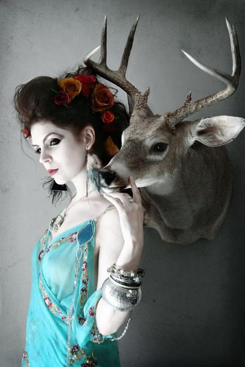 Female model photo shoot of Natasha Lazarovic in Minot, ND