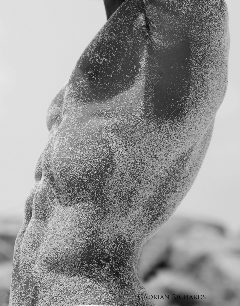 Barbados Jun 06, 2012 adrian richards Sand Torso #1