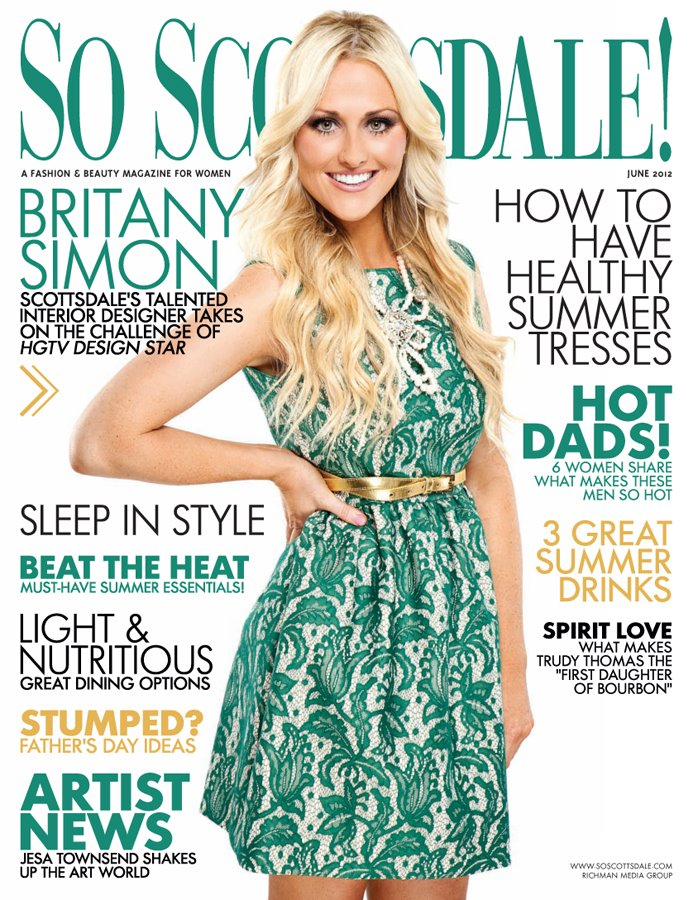 Jun 06, 2012 So Scottsdale Magazine - June 2012