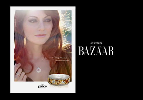 Jun 06, 2012 Bazar Magazine Nov 2011-Parade Ad