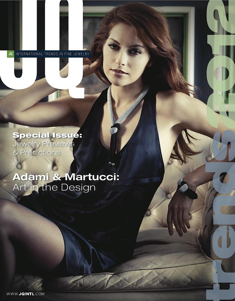Jun 06, 2012 JQ Cover 2012 - Adami Jewelry
