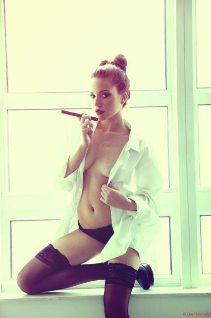 Female model photo shoot of Deni-Michelle