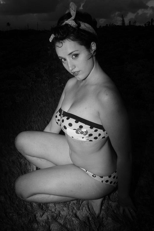 Female model photo shoot of Emily Huber by Ricky Smith Photography