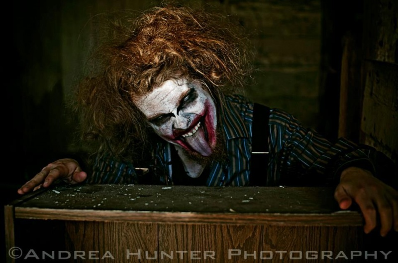Jun 08, 2012 Sinister Clown, NOT the Joker, thank-you..... - more  @ www.facebook.com/hayleysofiaMUA