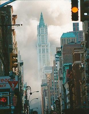 Jun 09, 2012 NYC on 9-11  Eerily beautiful...
