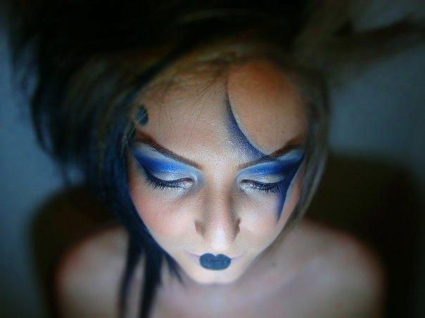 Female model photo shoot of Sara Glover in facebook.com/glammyface