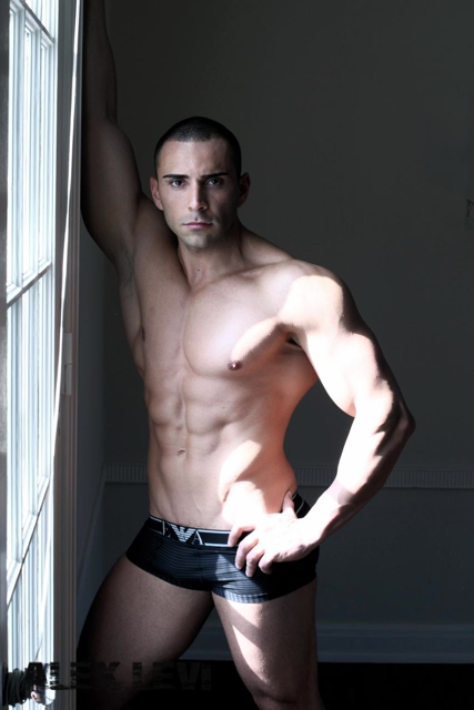 Picture About Male Model Duilio M From New York, US