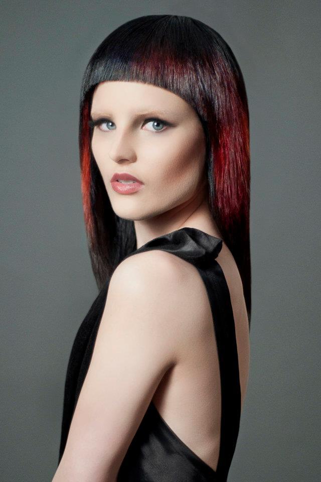 Female model photo shoot of Savina Marie by LAUR NASH