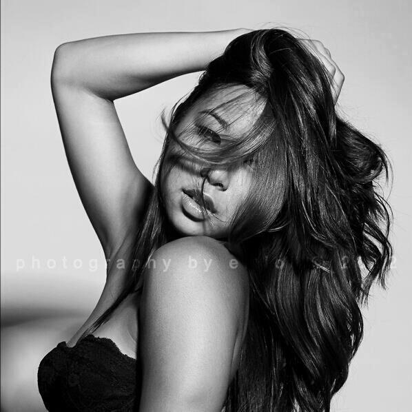 Female model photo shoot of Kristy Joy by Elliot
