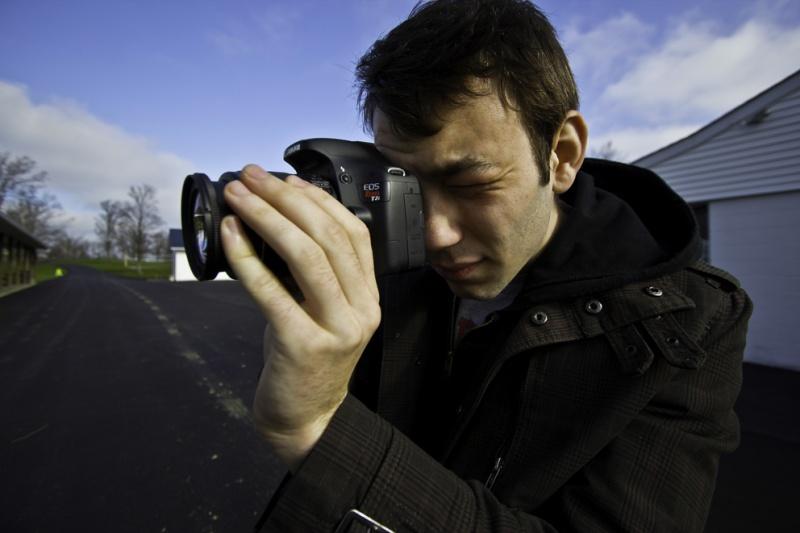 Male model photo shoot of DavidDImages