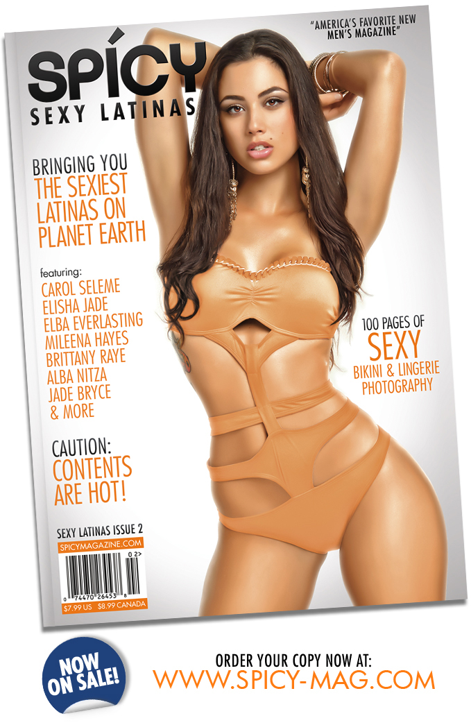 Jun 14, 2012 Spicy Spicy Magazine Cover - June 2012