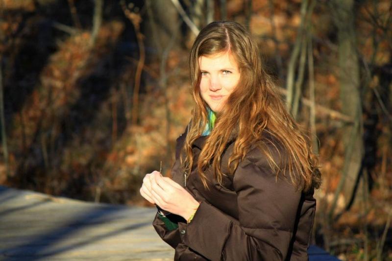 Female model photo shoot of Stephanie Cahoon in Pond Meadow Park, Weymouth MA
