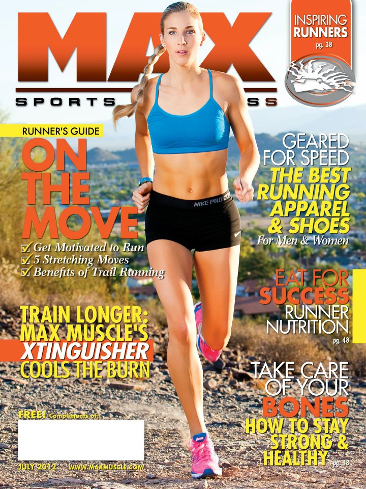 Jun 15, 2012 JP 2012 Max Sports & Fitness Magazine | July 2012