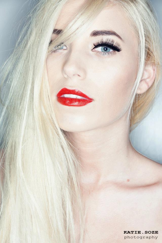 Jun 17, 2012 Katie Soze Beauty Shoot