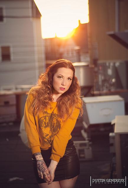 Female model photo shoot of Shanin Jean by DustinGenereux in Providence, RI