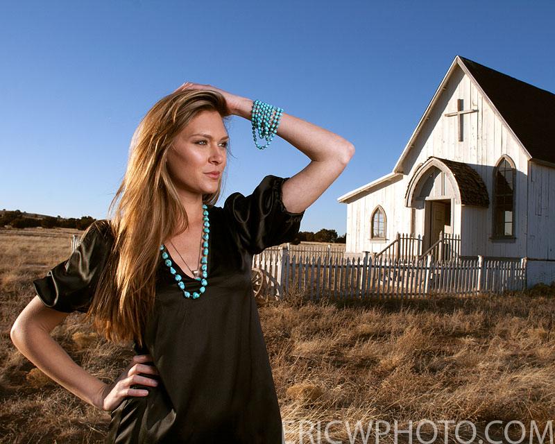 Male model photo shoot of Eric Williams Photo in Santa Fe