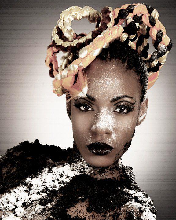 Female model photo shoot of Veowna Charles