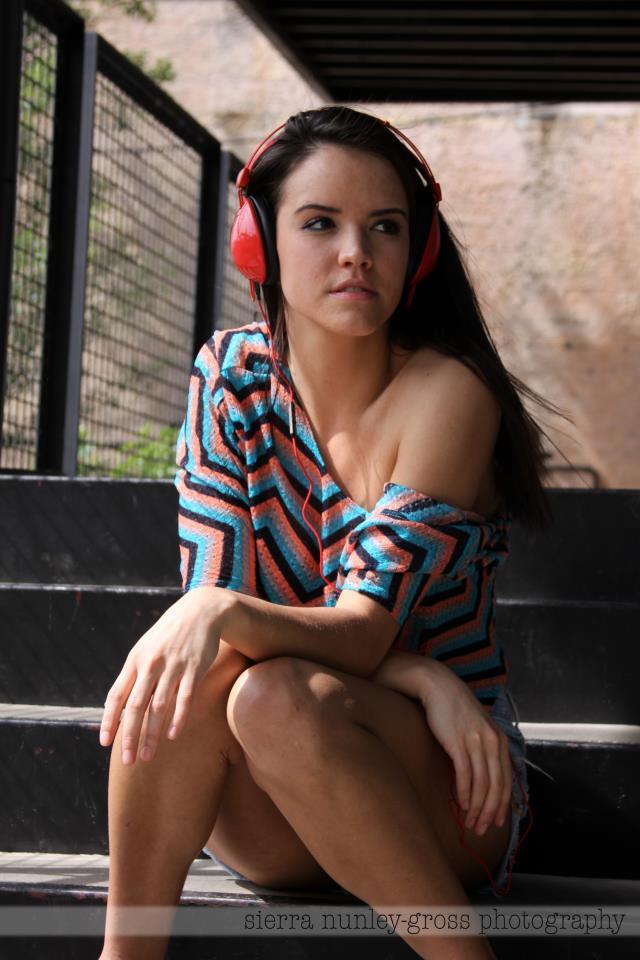 Female model photo shoot of Sierra Nunley-Gross in Tactics.com